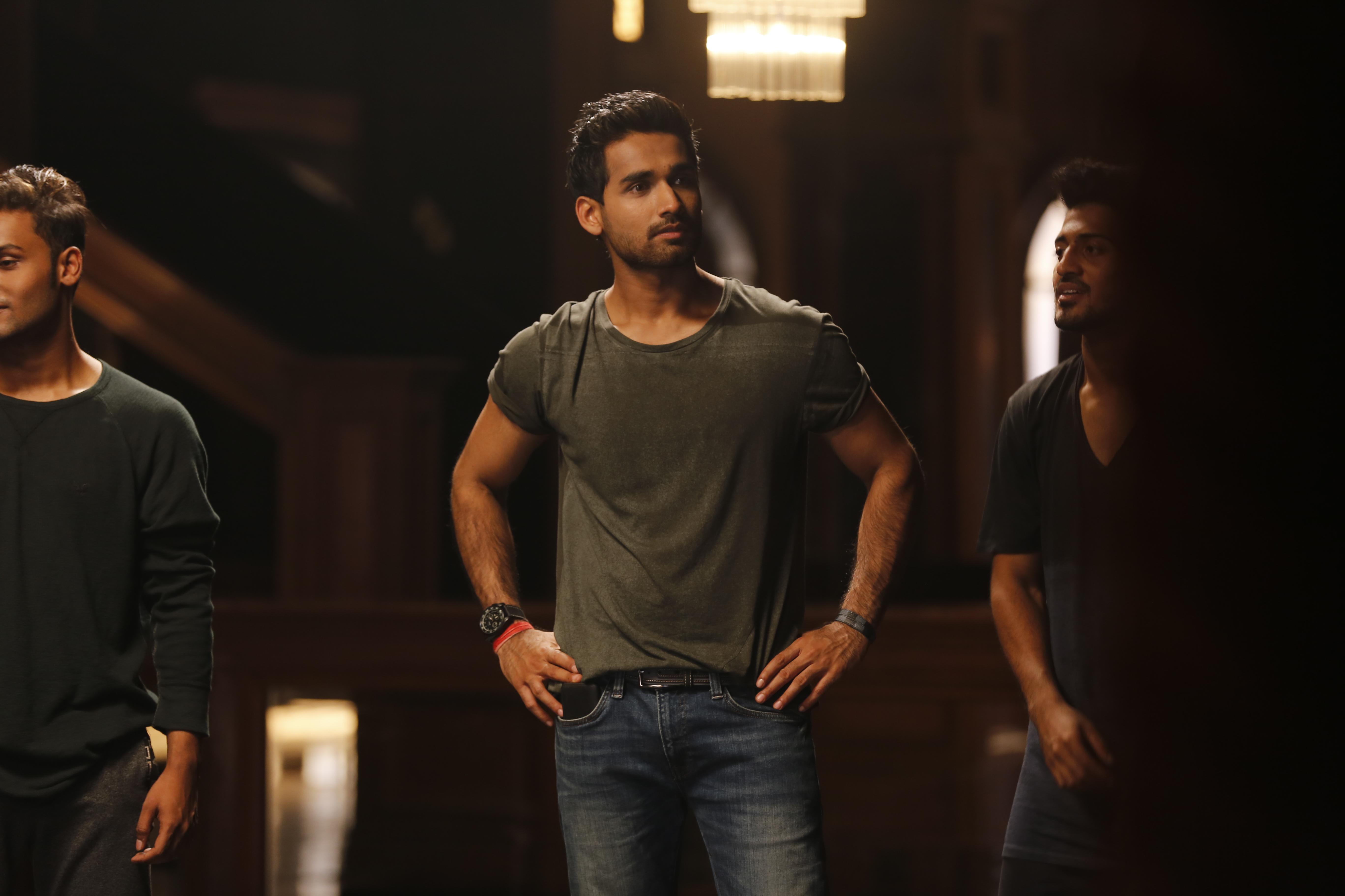 Amitash Pradhan in Heartbeats (2017)