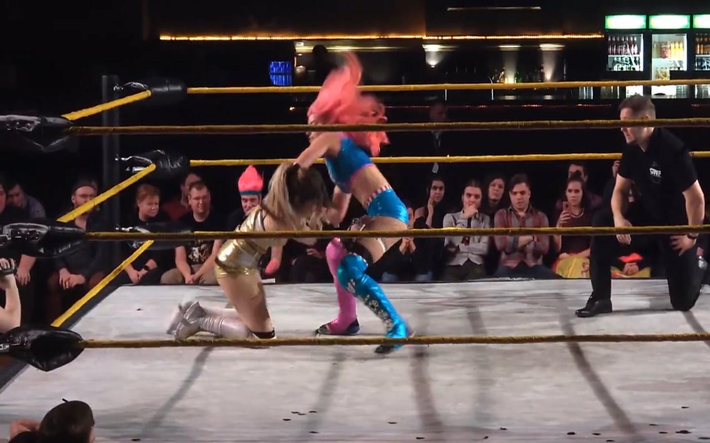 GWF Women Wrestling Revolution 10 (2018)