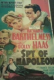 Spy of Napoleon Poster