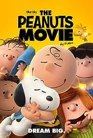 Bill Melendez, Alex Garfin, Marleik Mar Mar Walker, Hadley Belle Miller, Venus Schultheis, and Noah Schnapp in The Peanuts Movie (2015)