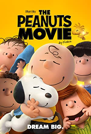 Movie The Peanuts Movie (2015)