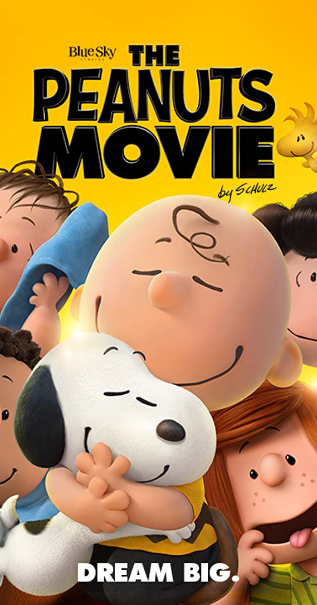 Subtitle of The Peanuts Movie