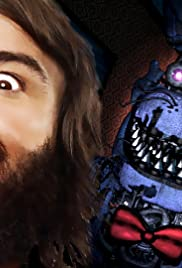 Five Nights at Freddy's with Jack Black Poster