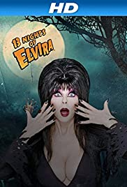 13 Nights of Elvira Poster