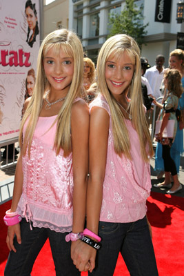 Becky Rosso and Milly Rosso at an event for Bratz (2007)