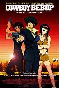 Sites for movie downloading free Cowboy Bebop: Tengoku no tobira by Mamoru Oshii [720x320]
