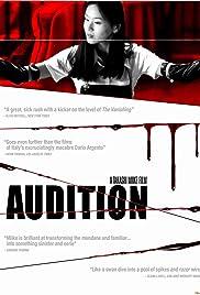 Audition (1999) Ôdishon 1080p