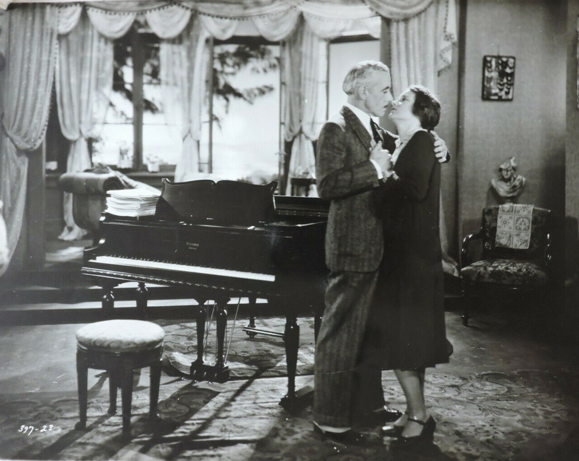 Lewis Stone and Peggy Wood in Wonder of Women (1929)