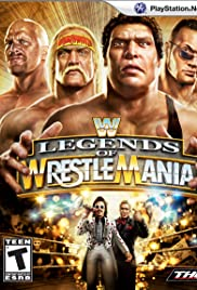 WWE Legends of WrestleMania Poster