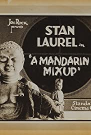 A Mandarin Mixup Poster