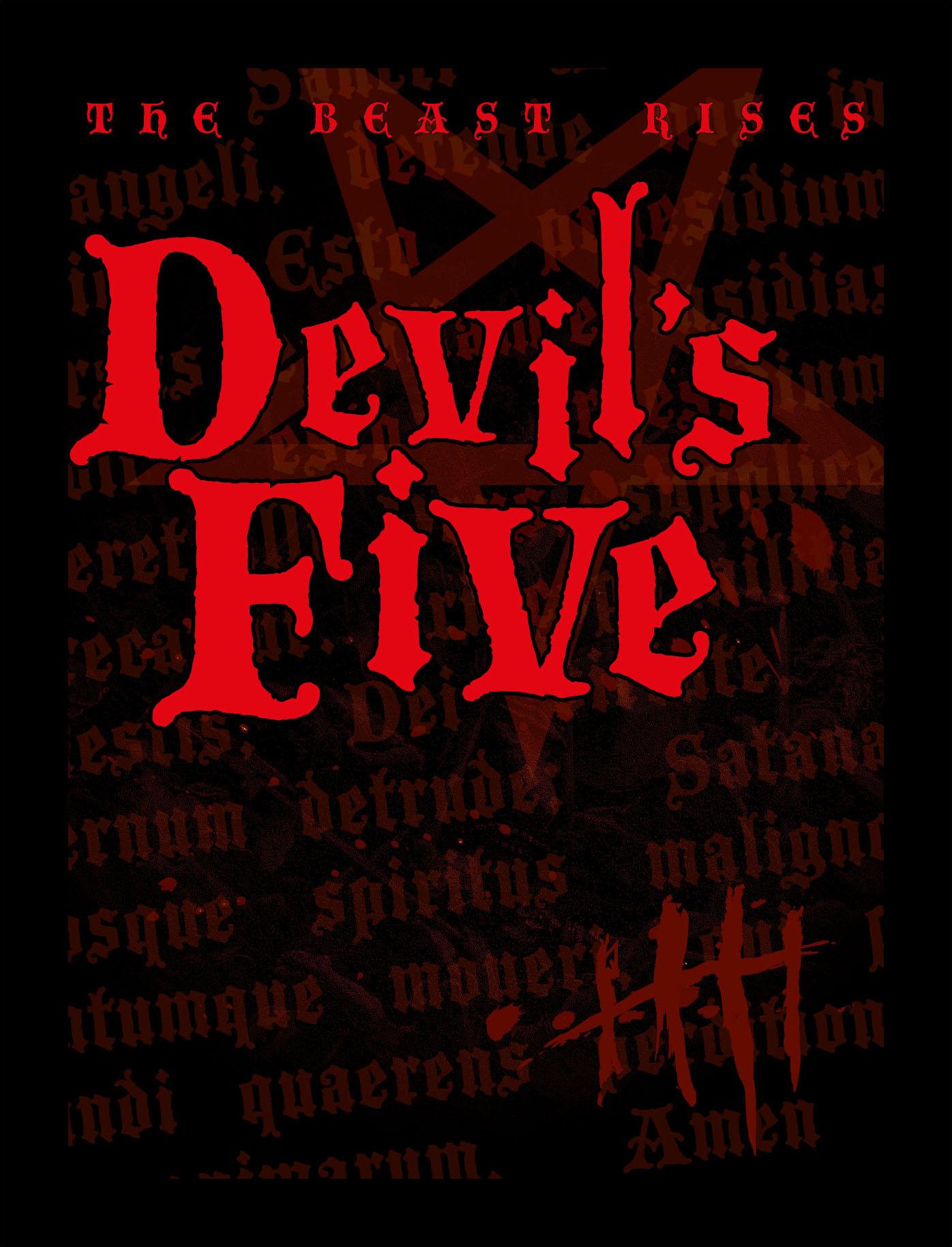 Devil's Five (2021) Telugu Dubbed (Voice Over) & English [Dual Audio] WebRip 720p [1XBET]