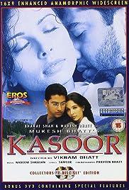 Kasoor Poster