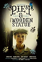 Piet and the Wooden Statue
