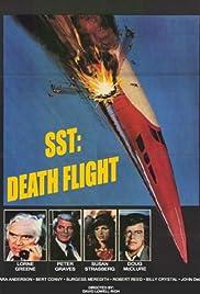 SST: Death Flight(1977) Poster - Movie Forum, Cast, Reviews