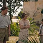 Milo Parker, Daisy Waterstone, and Callum Woodhouse in The Durrells (2016)