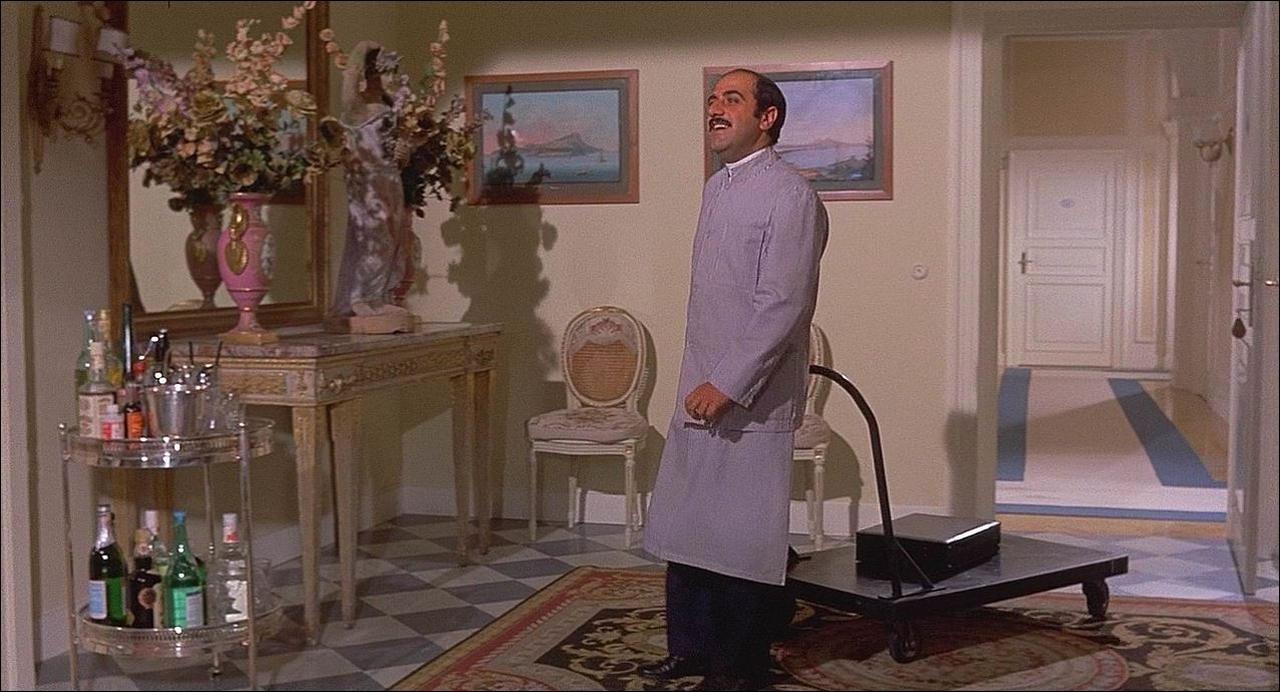 Gianfranco Barra in Avanti! (1972)