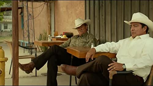 A divorced dad and his ex-con brother resort to a desperate scheme in order to save their family's farm in West Texas.