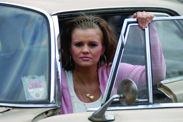 Kerry Katona in Three and Out (2008)