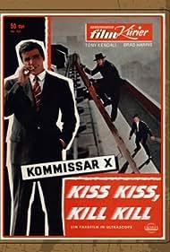 Kommissar X - Jagd auf Unbekannt (1966) Poster - Movie Forum, Cast, Reviews