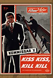 Kommissar X - Jagd auf Unbekannt (1966) Poster - Movie Forum, Cast, Reviews