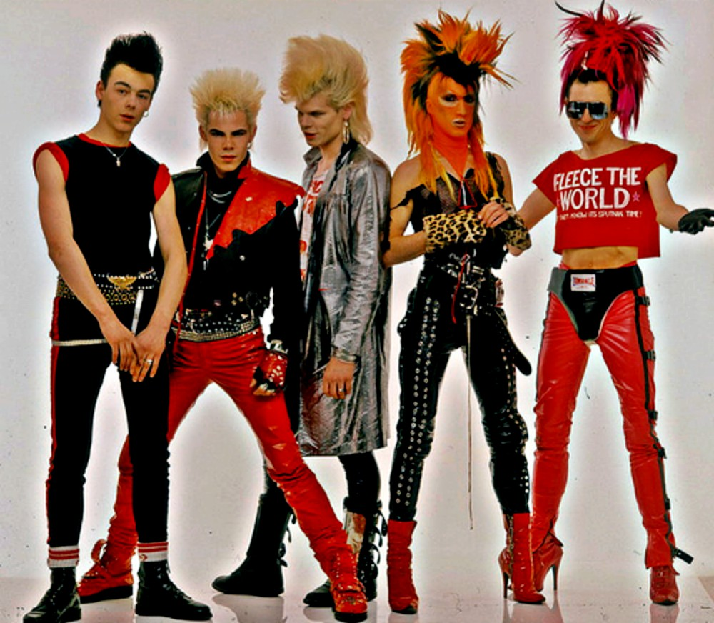 Image result for Sigue Sigue Sputnik