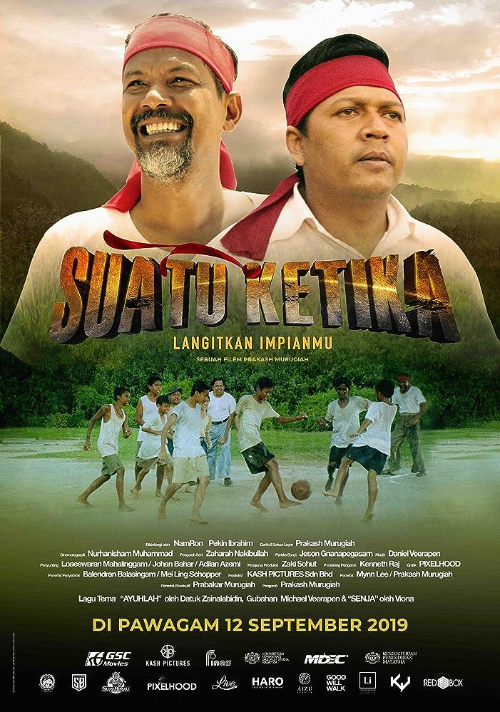 Namron and Pekin Ibrahim in Suatu Ketika (2019)