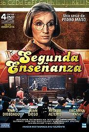 Segunda enseñanza Poster