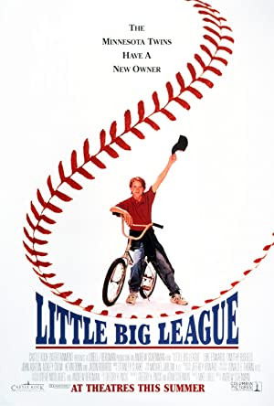Little Big League Poster Image