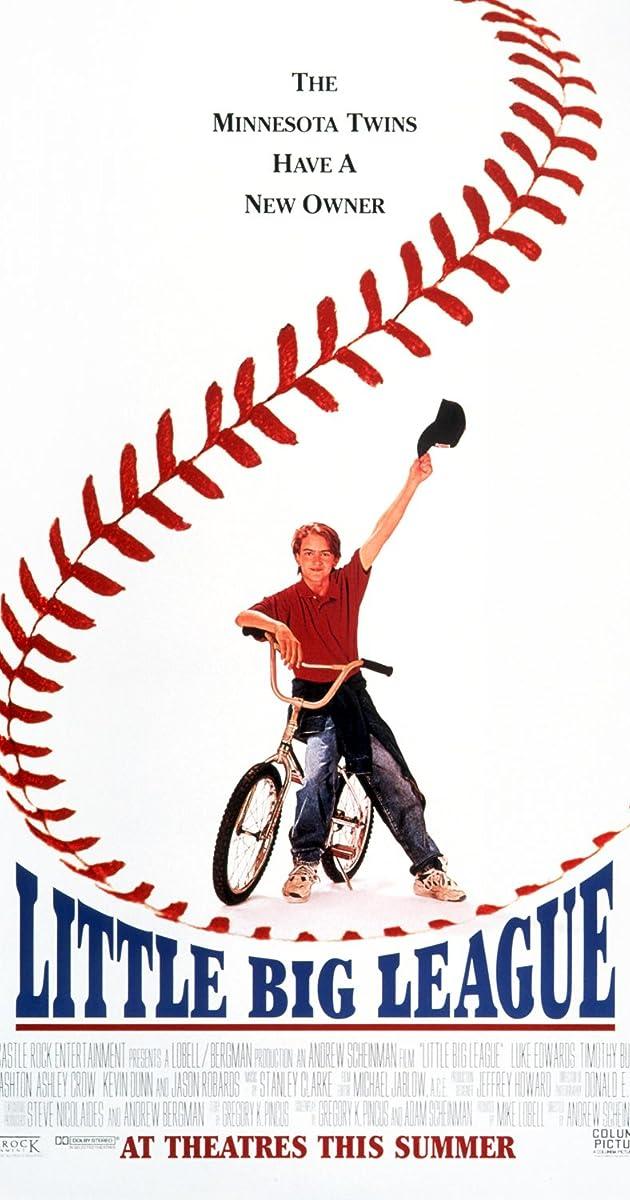 Little Big League (1994) Subtitles