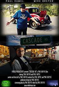 Mike Breyer and Paul Hamel in Cascade Rd (2016)