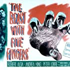 Peter Lorre, Robert Alda, Victor Francen, Andrea King, and J. Carrol Naish in The Beast with Five Fingers (1946)