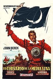 Il corsaro della mezzaluna Poster