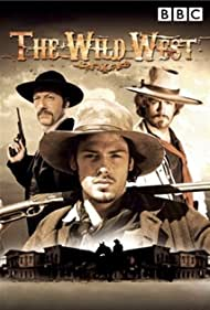 Liam Cunningham, Toby Stephens, and David Leon in The Wild West (2006)