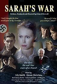 Paul Antony-Barber, Lily Smith, and Simon Christian in Sarah's War (2018)