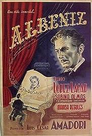 Albéniz Poster