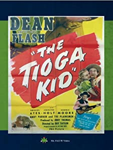 Dvd movie mp4 free download The Tioga Kid USA [UHD]
