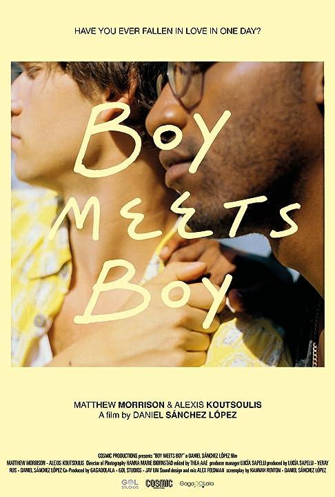 18+ Boy Meets Boy (2021) English 720p HDRip 800MB Download