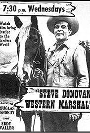 Steve Donovan, Western Marshal Poster