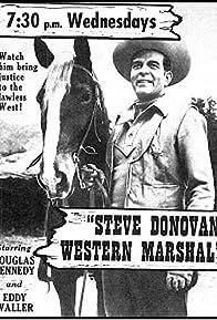 Primary photo for Steve Donovan, Western Marshal