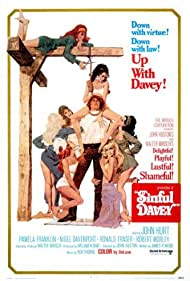Sinful Davey (1969) Poster - Movie Forum, Cast, Reviews