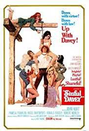 Sinful Davey(1969) Poster - Movie Forum, Cast, Reviews