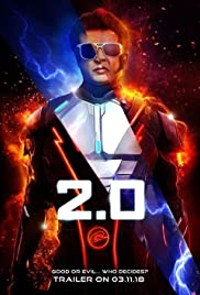 2.0 (2018) Hindi 720p BluRay x264 AC3 5.1