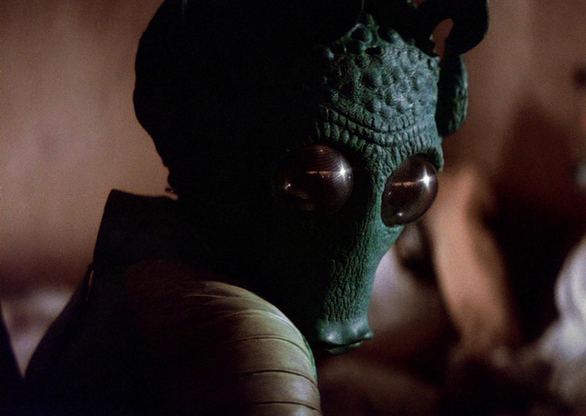 Paul Blake in Star Wars (1977)
