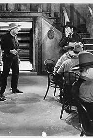 Gene Alsace, Bud McClure, Bud Osborne, Bill Patton, and Roger Williams in Gun Smoke (1935)