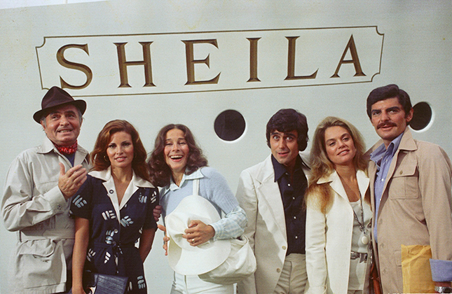 Image result for richard benjamin the last of sheila