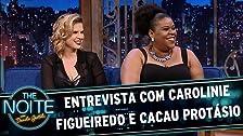 Carolinie Figueiredo e Cacau Protásio/Suicidal Tendencies