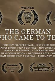 The German Who Came to Tea Poster