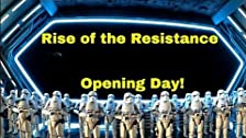 The Orlando Wizard Covers Rise of the Resistance Opening day and 1st ride.