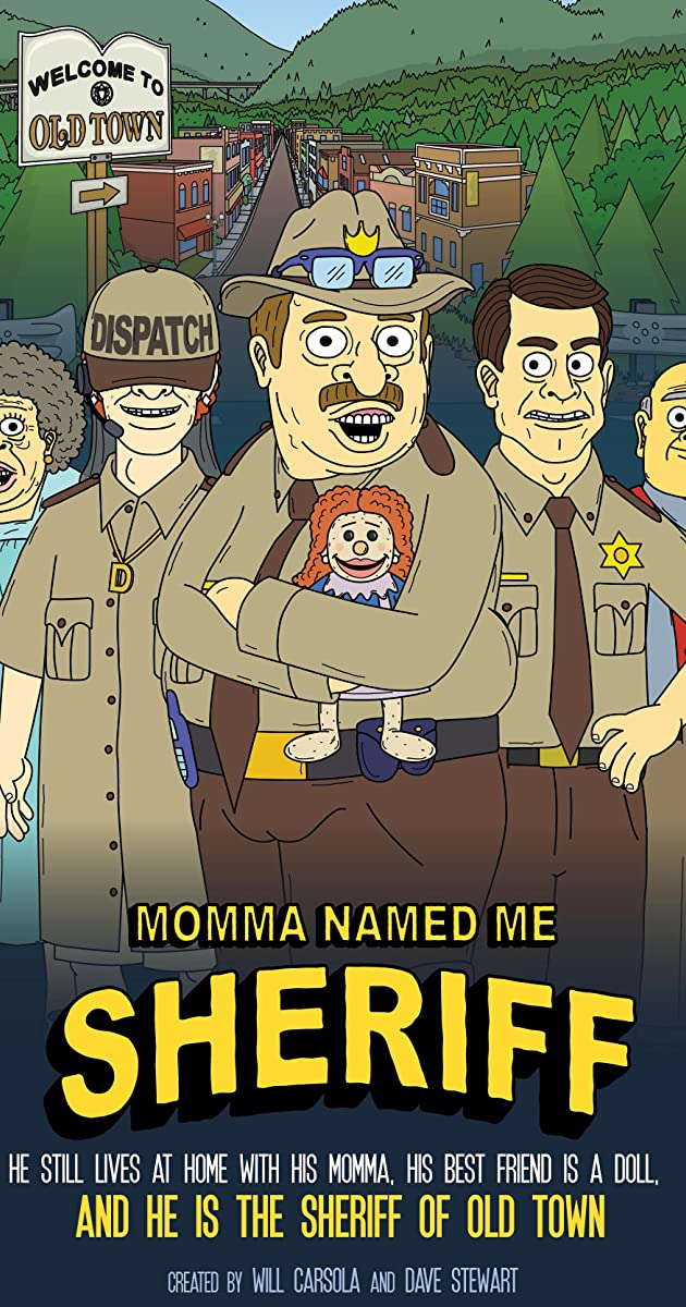 Download Momma Named Me Sheriff or watch streaming online complete episodes of  Season 1 in HD 720p 1080p using torrent