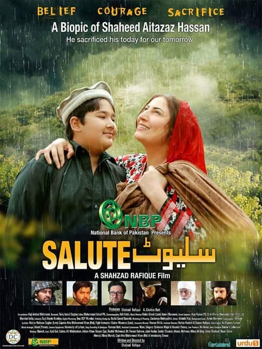Salute (2016) Full Movie Urdu 720p WEB-DL Free Download